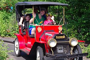Silverwood Classic Car Show